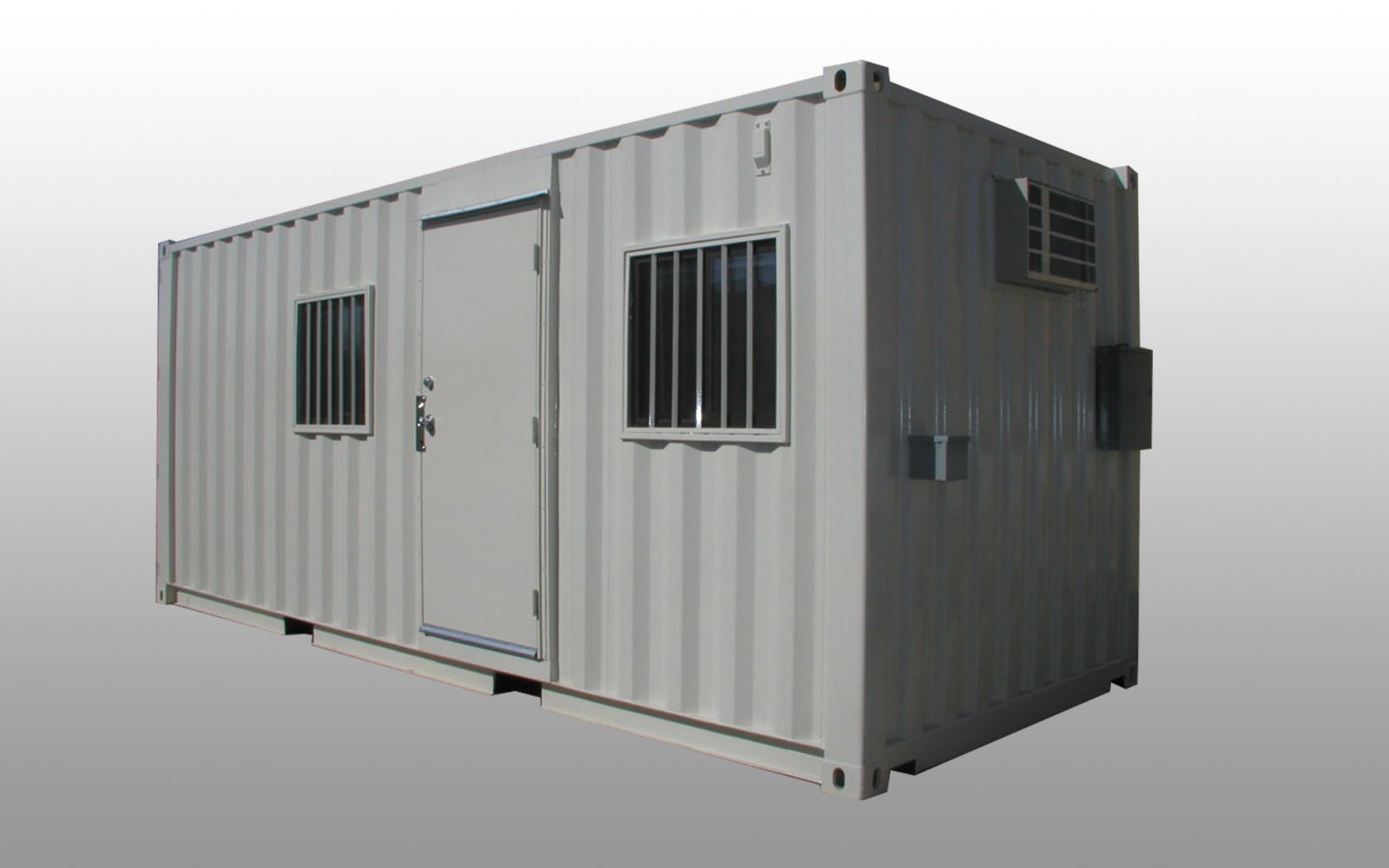 Office Container 20 Feet - Penjualan Container di Makassar