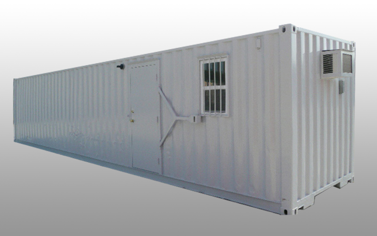 Office Container 40 Feet - Penjualan Container di Makassar