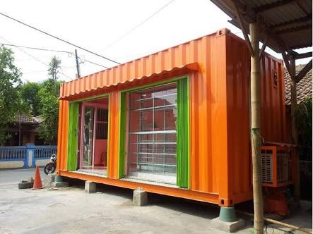 Bakery Shop Container
