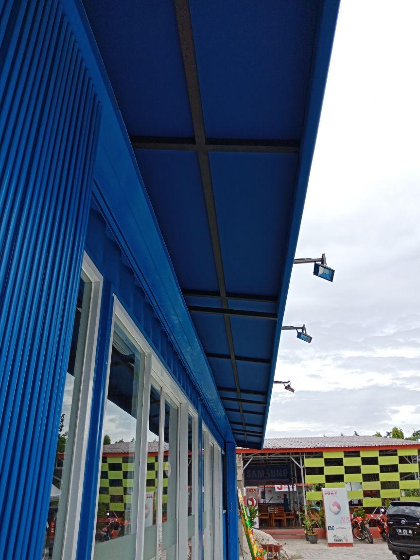 container office untuk toko